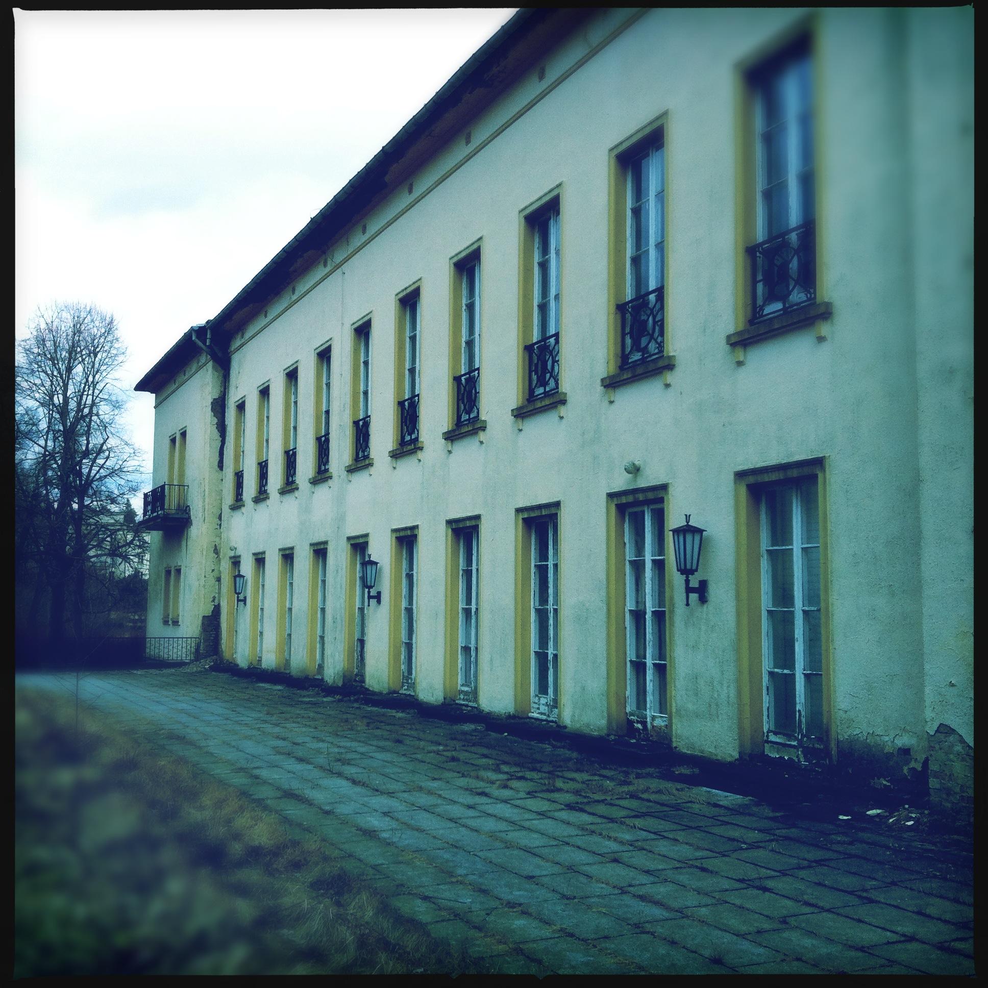 Brandenburg Bogensee Jugendschule Wilhelm Pieck