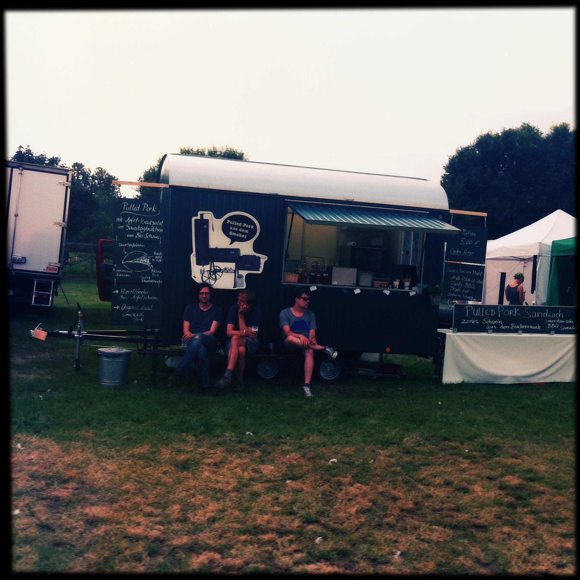 Brandenburg Paaren im Glien Greenville Festival - Die Drei
