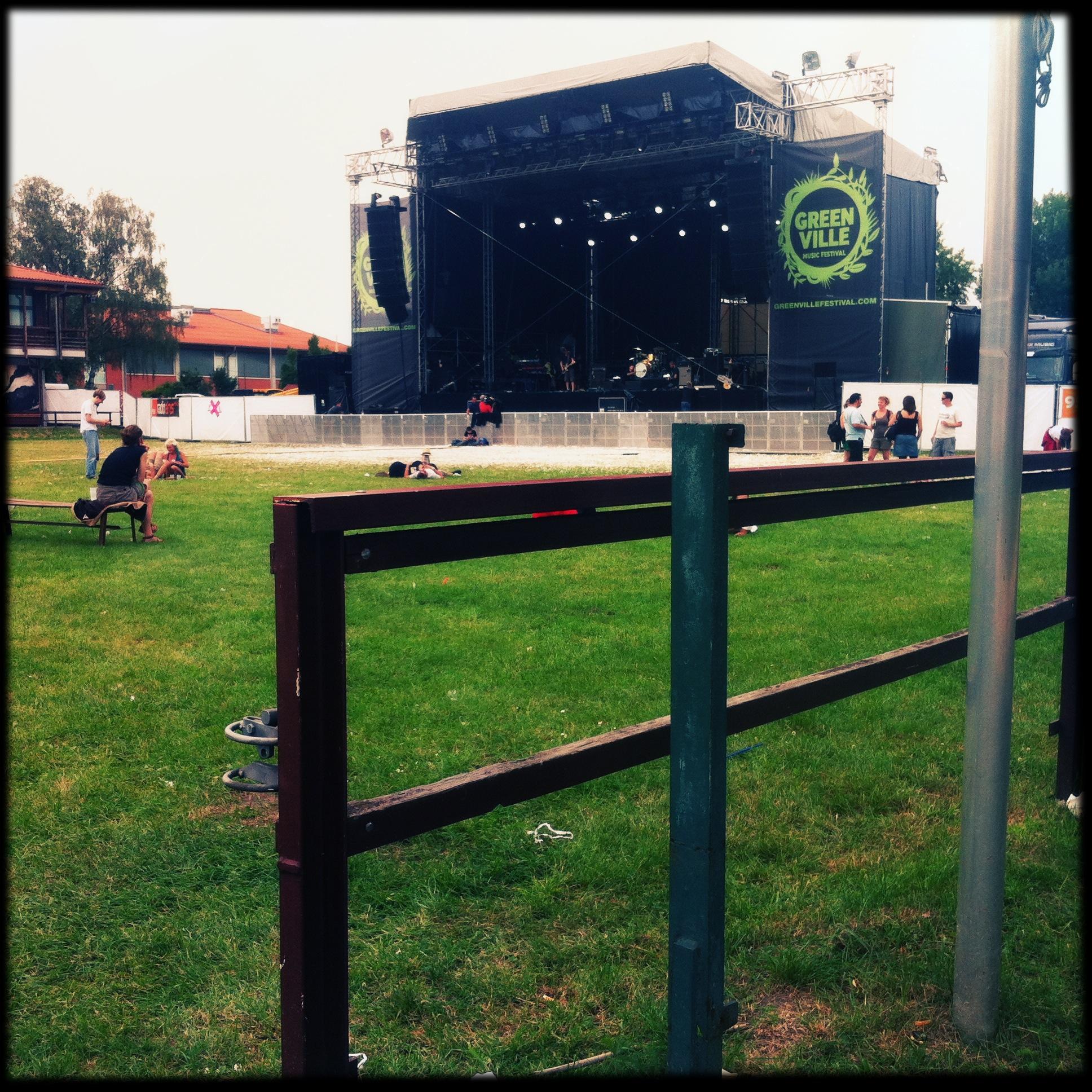 Brandenburg Paaren im Glien Greenville Festival - Stage 1