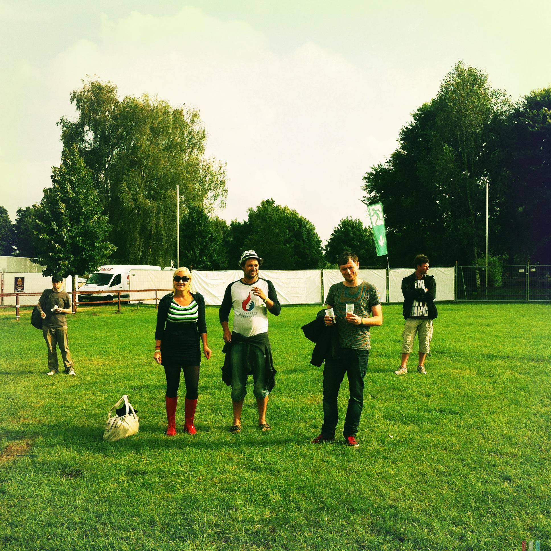 Brandenburg Paaren im Glien Greenville Festival - Festivalfreunde