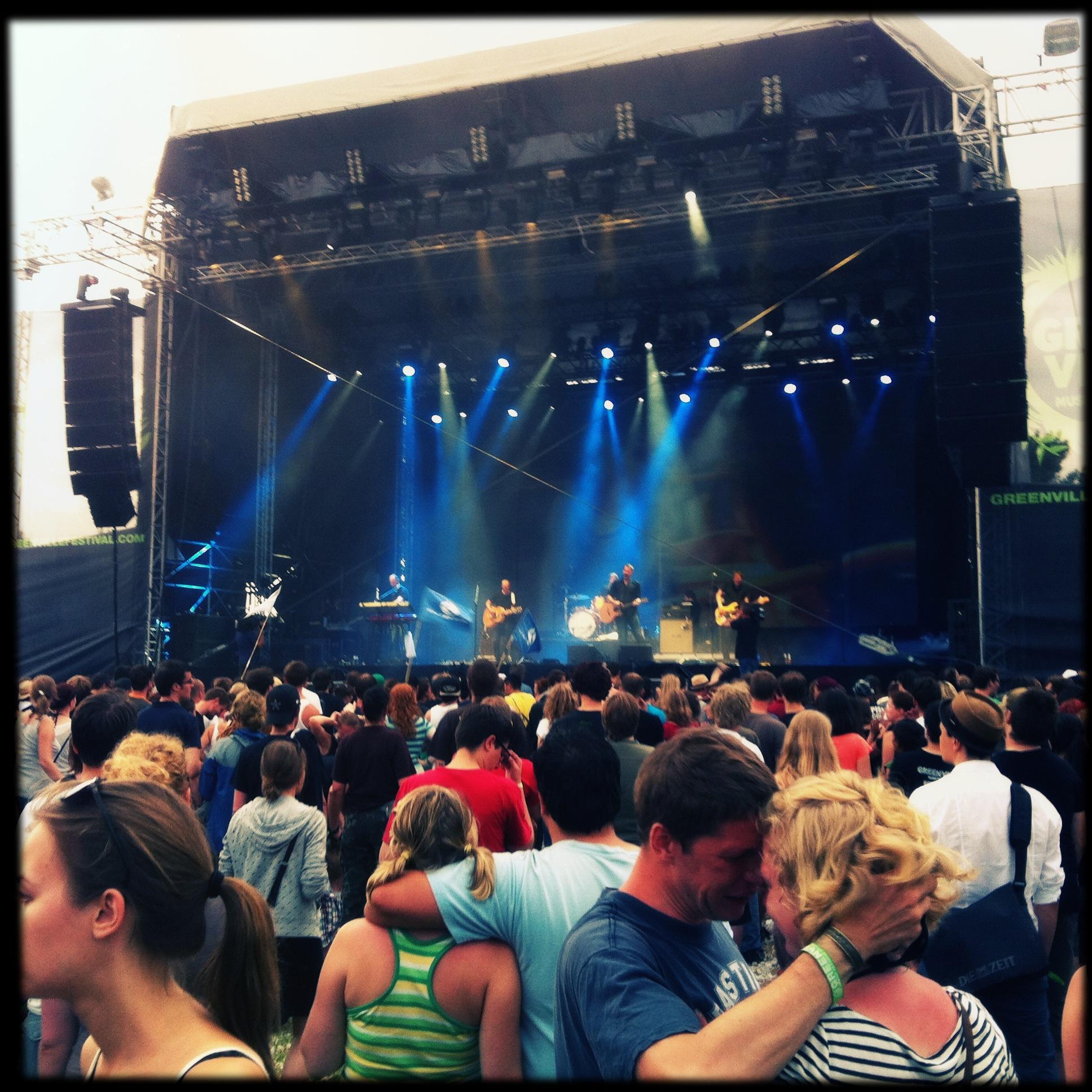 Brandenburg Paaren im Glien Greenville Festival - Musikgefühle