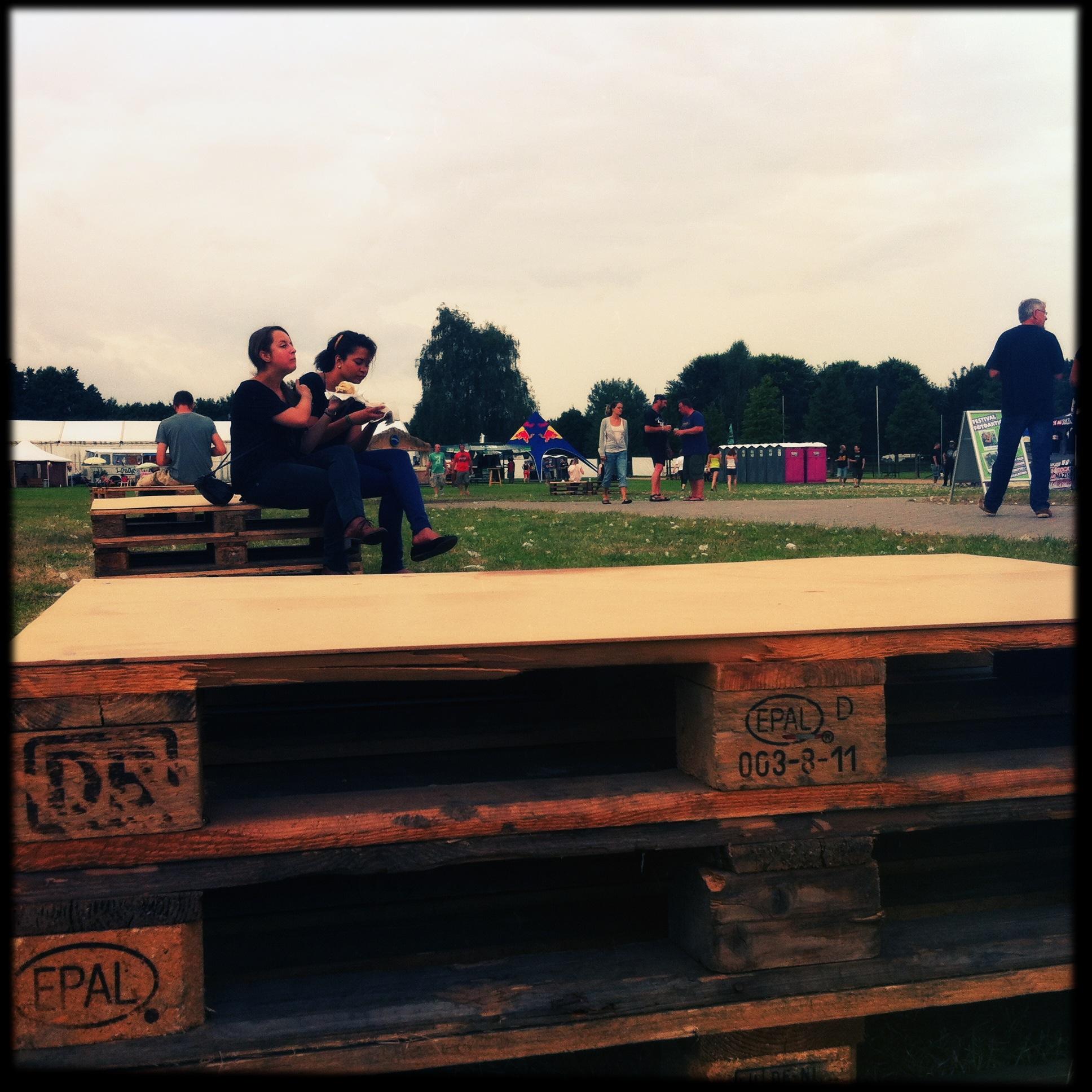 Brandenburg Paaren im Glien Greenville Festival - Überblick