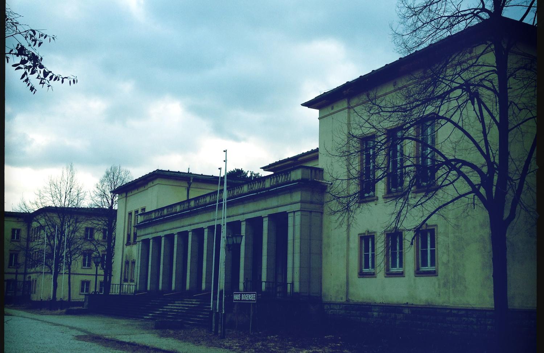 Bogensee – Jugendschule Wilhelm Pieck