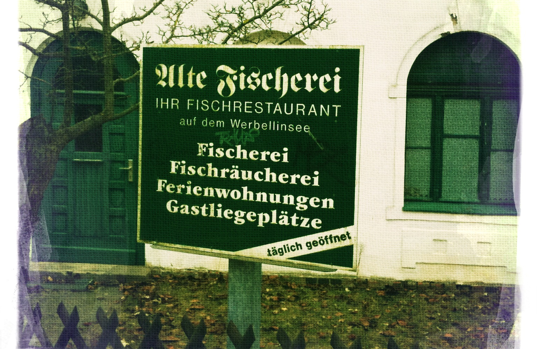 Alte Fischerei – Altenhof am Werbellinsee