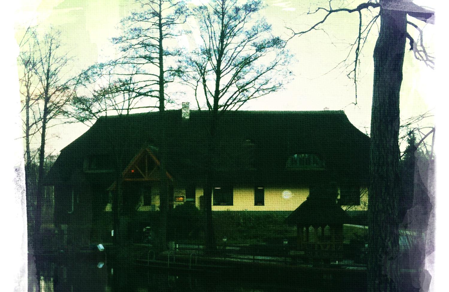 Fisch-Haus in Wendisch Rietz