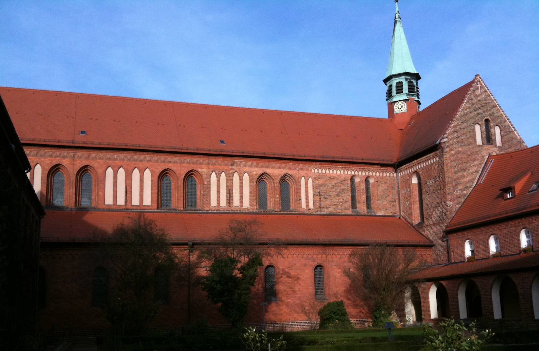 Kloster Lehnin im November