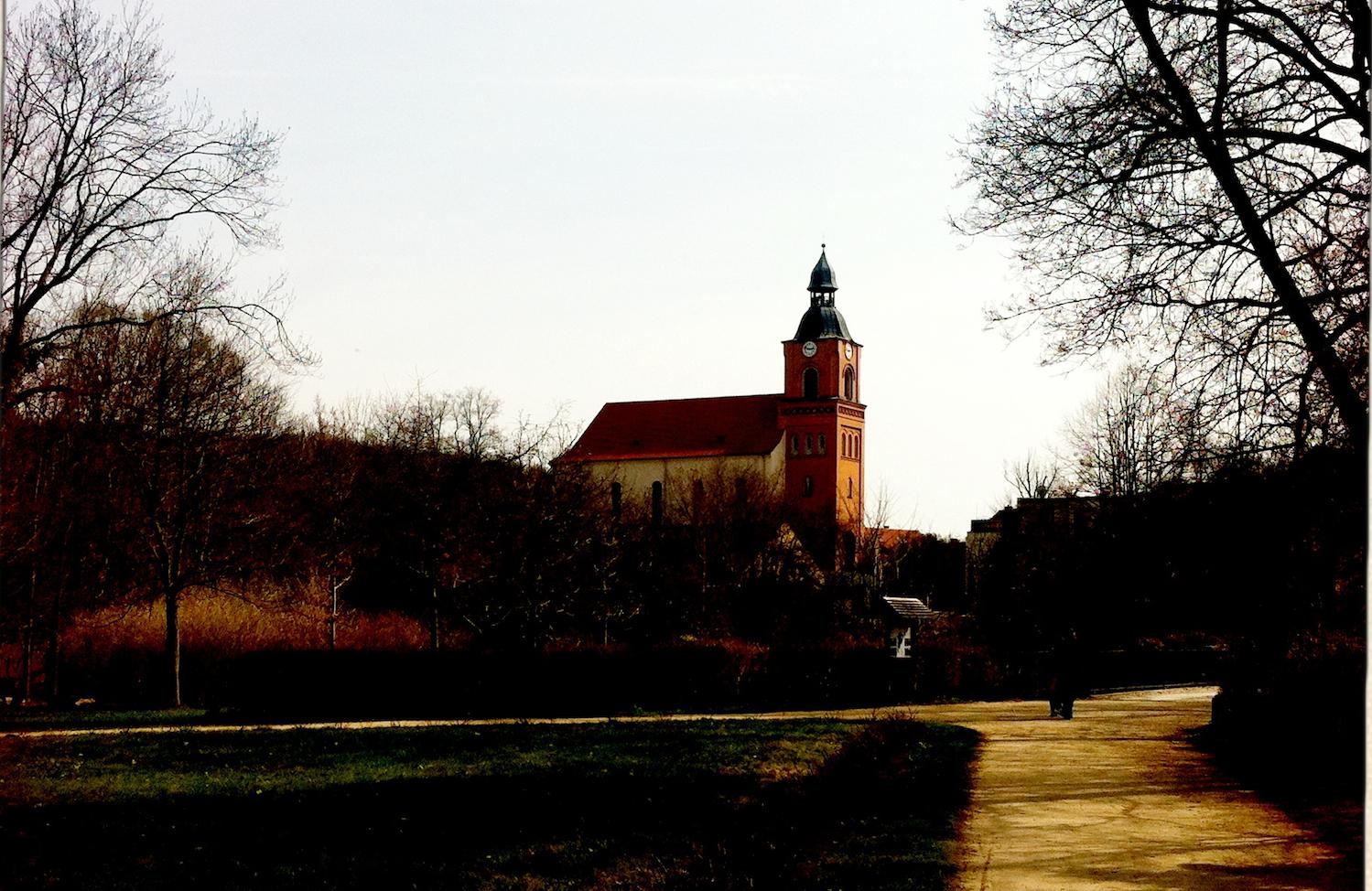Schlosspark Buckow und der Schermützelsee