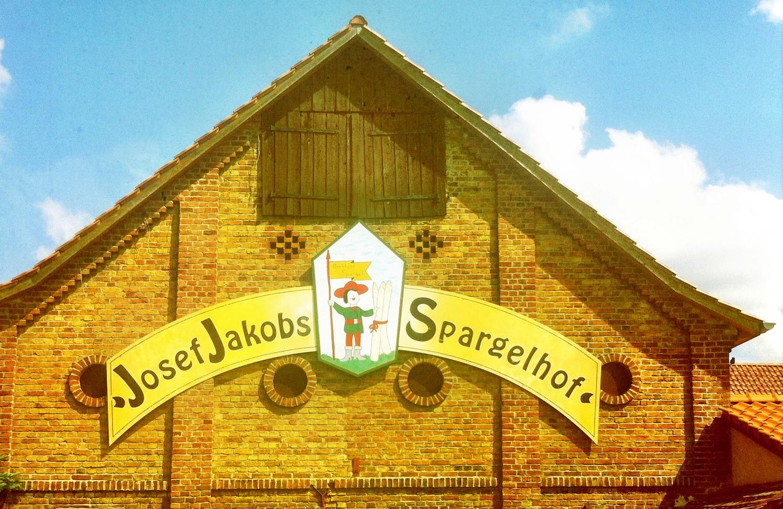 Spargelessen in Beelitz