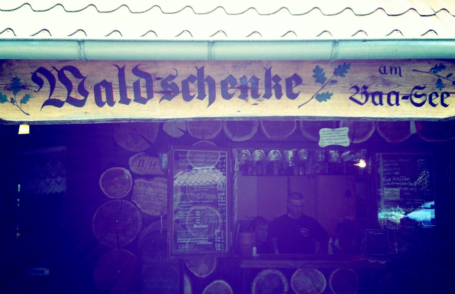 Waldschenke am Baa-See